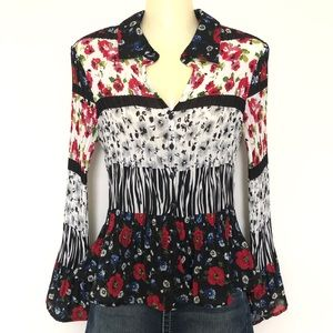 Tops - Super cute crinkle blouse